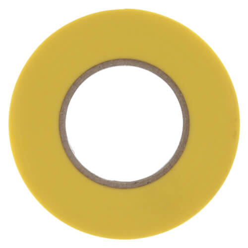 General Purpose Vinyl Electrical Tape  (Yellow) Product Image