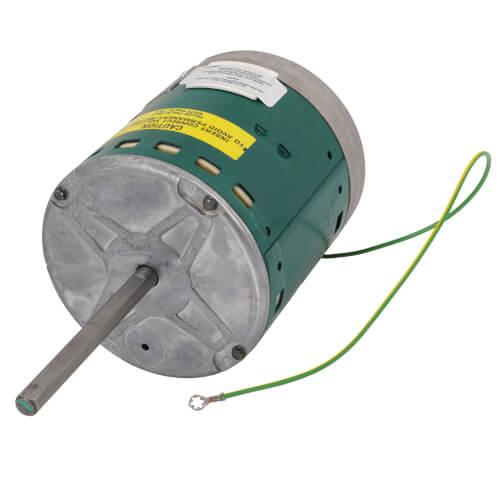 6005 genteq motors 6005 evergreen ecm for psc blower for 1 3 hp psc motor