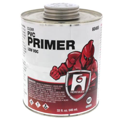 32 oz. Clear PVC Primer Product Image