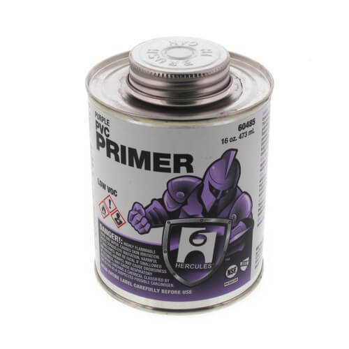 16 oz. PVC Primer (Purple) Product Image