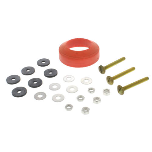 "6106 2-3/4"" Tank to Bowl Bolts & Gaskets (3 Bolts) Product Image"