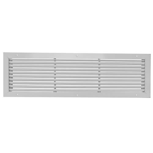 """30"""" x 8"""" (Wall Opening Size) Return Grille - Extruded Aluminum (RH45 Series) Product Image"""