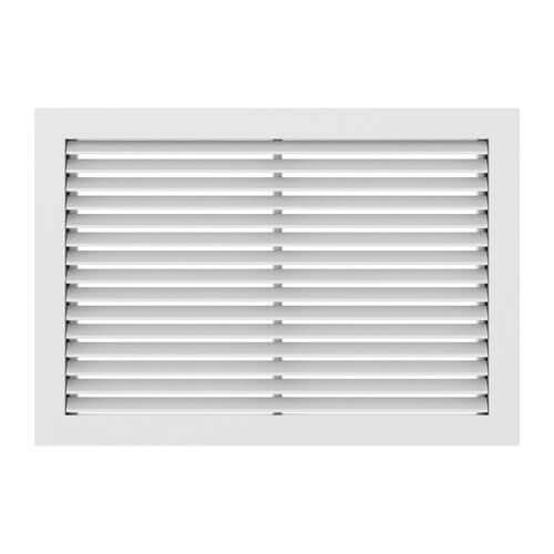 """30"""" x 20"""" (Wall Opening Size) Extruded Aluminum Filter Grille (RHF45 Series) Product Image"""