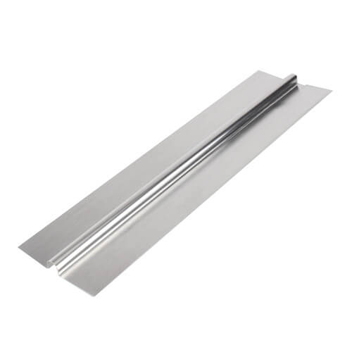 "Omega Aluminum Heat Transfer Plates for 1/2"" Tubing (Box of 100) Product Image"