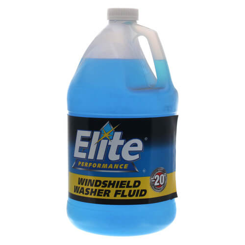 Elite Performance Windshield Washer Cleaner 1 Gallon Product Image