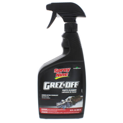Grez-Off Heavy Duty Degreaser 32 oz Spray Product Image