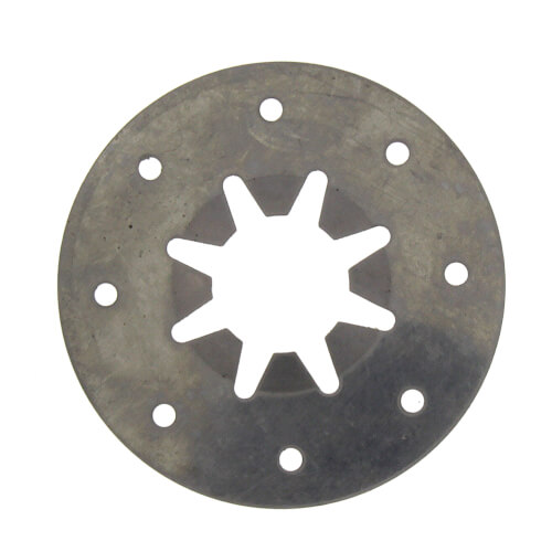 ½ CTS Stainless Star Push Nut Product Image