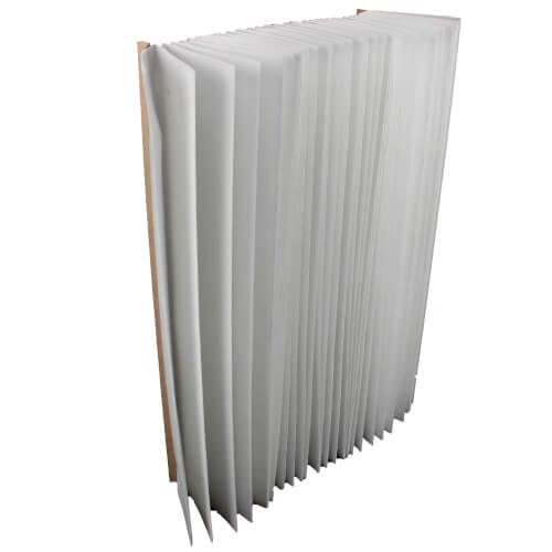 Air Cleaner Filter (use w/Aprilaire & Spacegard - 2400) Product Image