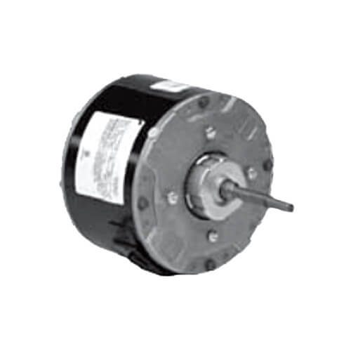 "5.6"" TEAO PSC Copeland Condenser Fan Motor, 48Y (208-230V, 1/3 HP, 1625 RPM) Product Image"