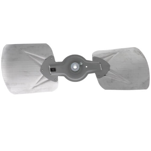 """22"""" 2 Blade Condenser Fan, CCW (28° Pitch) Product Image"""