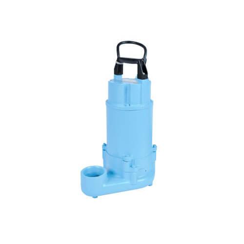 WSV50 Effluent Series Pump, 1/2 HP (115V) Product Image