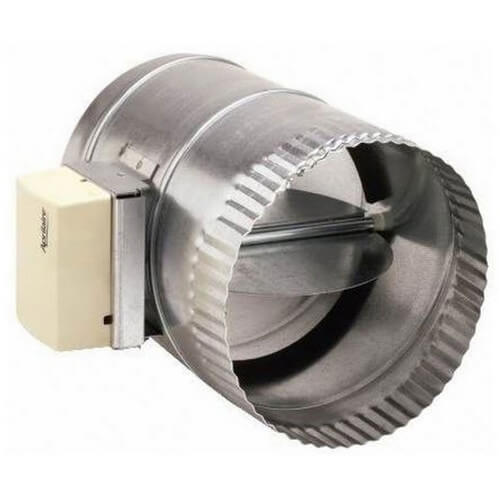 "16"" Round Static By-Pass Damper Product Image"