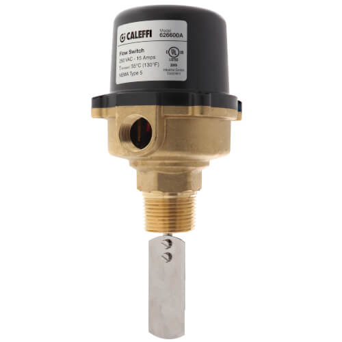 "1"" NPT Male Universal Flow Switch Product Image"