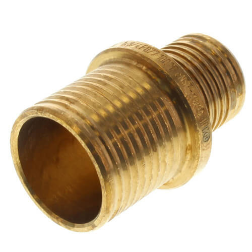 "3/4"" x 1"" PEX Press Coupling Product Image"