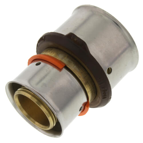 "1"" x 1-1/4"" PEX Press Coupling Product Image"