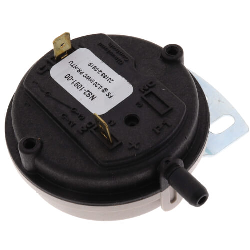 "0.20"" WC Pressure Switch Product Image"
