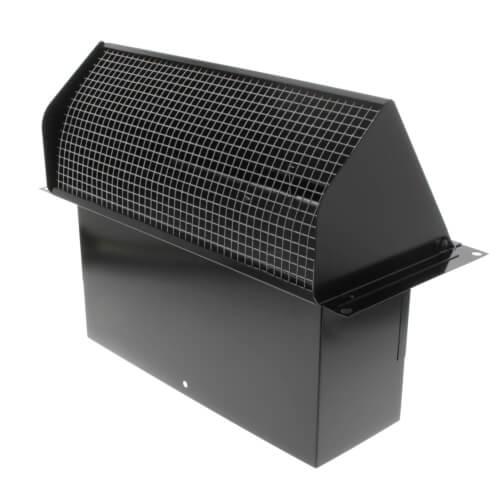 639 Broan 639 Model 639 Steel Wall Cap For 3 1 4 Quot X 10