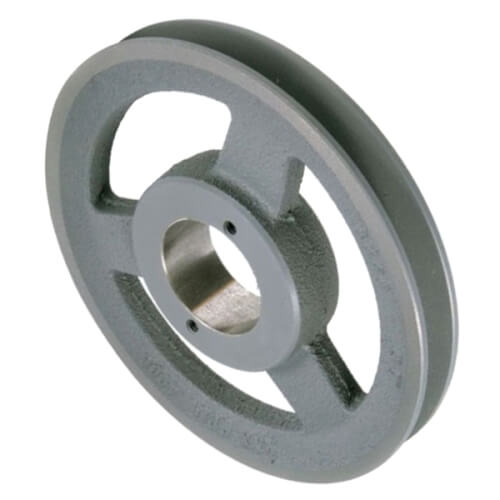 """1"""" Bore 6.45 OD Pulley Product Image"""