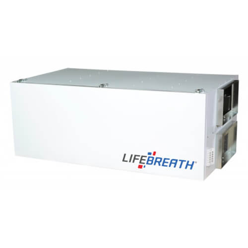 650 FD Commercial Heat Recovery Ventilator, Fan Defrost, 650 CFM Product Image