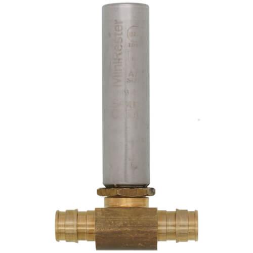 "Mini-Rester Water Hammer Arrestor - 1/2"" ProPex Tee F1960 (Lead Free) Product Image"