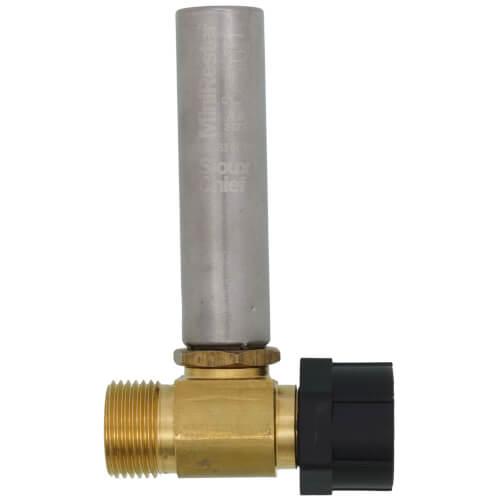 Mini-Rester Water Hammer Arrestor - F Swivel Ballcock Nut x M Ballcock  Thread Tee