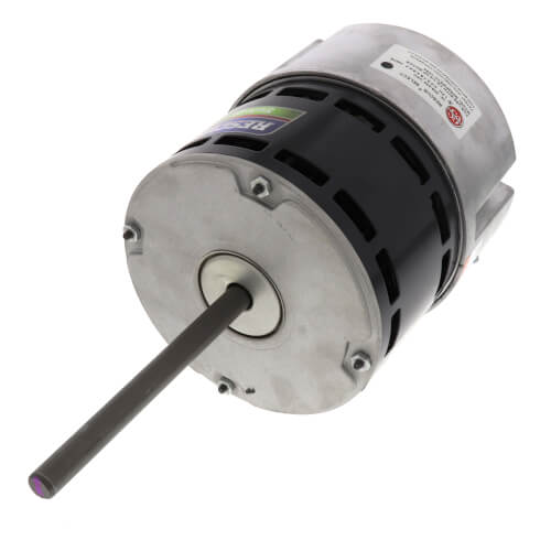 1-Phase RESCUE OAO ECM Blower Motor (115, 208-230V, 1/2HP-1/3HP, 1075 RPM) Product Image