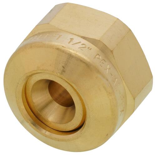 "1/2"" PEX-AL-PEX Loop Fitting for Manifolds Product Image"