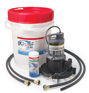 Calci-Free Tankless Water Heater Flush Kit Product Image