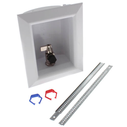 """Ox Box Toilet/Dishwasher Outlet Box Standard Pack - 1/2"""" Female Sweat (Lead Free) Product Image"""