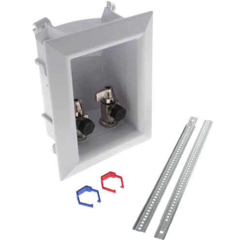 "Ox Box Lavatory Outlet Box Standard Pack - 1/2"" Female Sweat (Lead Free) Product Image"