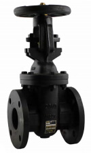 """3/4"""" Flanged Cast Iron Gate Valve (Lead Free) Product Image"""