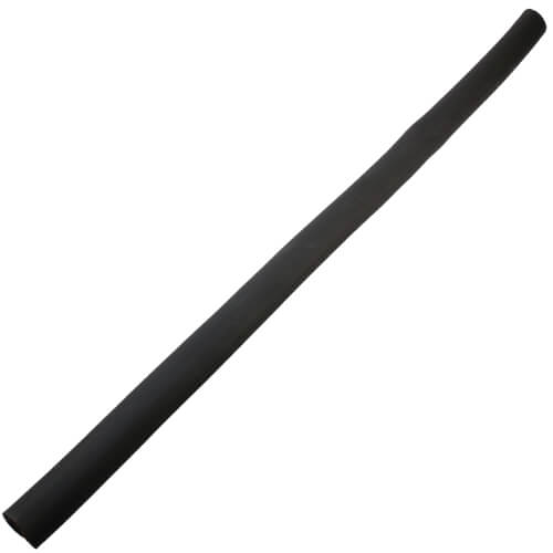 """1-5/8"""" Pipe (O.D.) x 1/2"""" Wall Insul-Lock DS Overlap Pipe Insulation, 6' Product Image"""