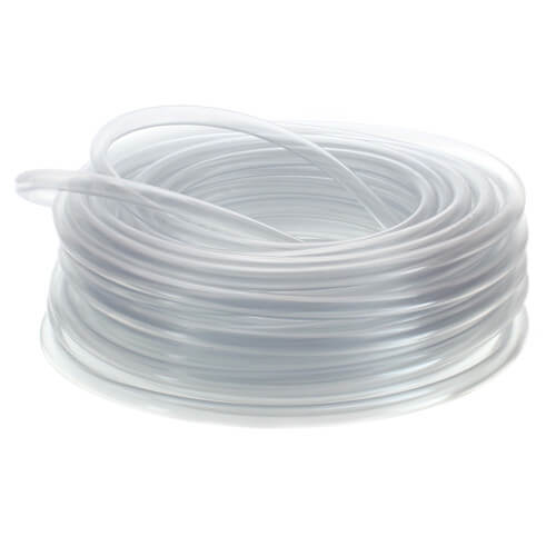 """Air Conditioning Tools >> 7-12 - DiversiTech 7-12 - 1/2"""" ID Clear Vinyl Tubing (100')"""