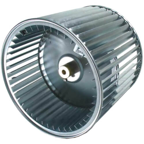 """12"""" x 11"""" CW Blower Wheel 1/2"""" bore Product Image"""