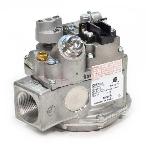 "1/2"" X 1/2"" Water Heater Gas Valve, no regulator (100,000 BTU) Product Image"