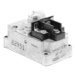 12 VDC/24VAC Operator, no regulator Product Image
