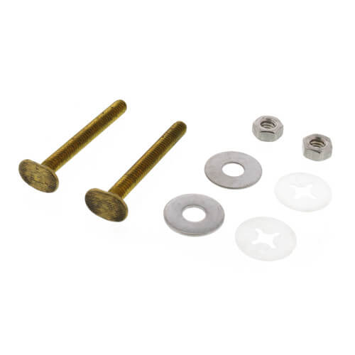 """7110 2-1/4"""" Bowl to Floor Bolts Product Image"""