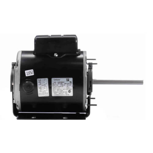 "5-5/8"" Totally Enclosed Fan/Blower Motor (115/208-240V, 1140 RPM, 1/4HP) Product Image"