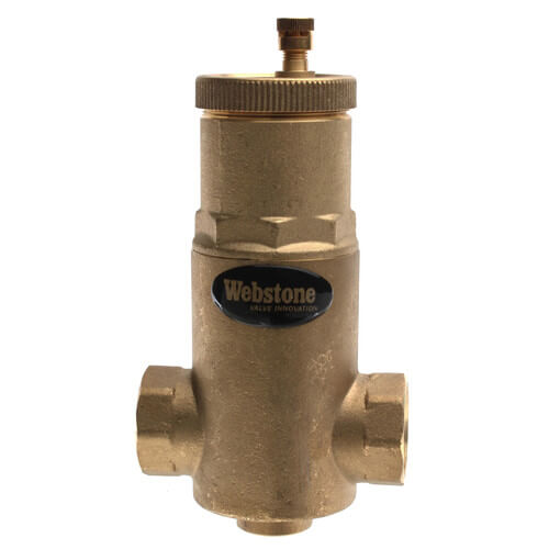 """1"""" Air Separator (Threaded) Product Image"""
