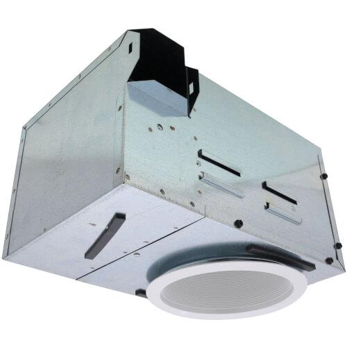 model 744 recessed fan w light, 4\