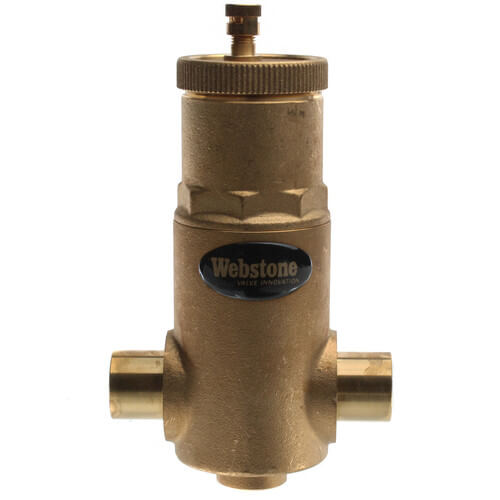 "3/4"" Air Separator (Sweat) Product Image"