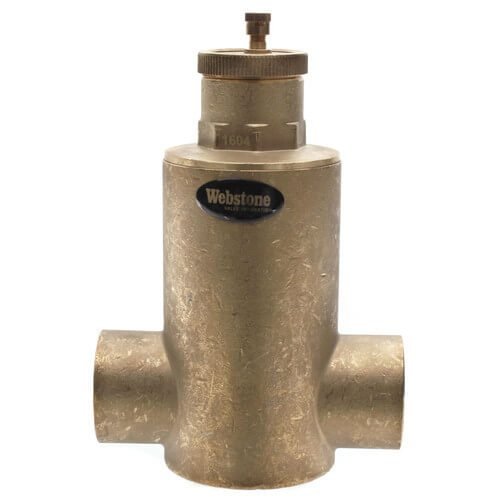 "2"" Air Separator (Sweat) Product Image"