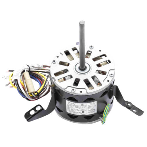 "5-5/8"" 4-Speed Fleximount Fan/Blower Motor (115V, 1075 RPM, 1/4 HP) Product Image"