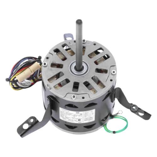 "5-5/8"" 4-Speed Fleximount Fan/Blower Motor (115V, 1075 RPM, 1/3 HP) Product Image"
