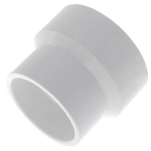"2"" x 1-1/2"" PVC DWV Reducer Coupling Product Image"