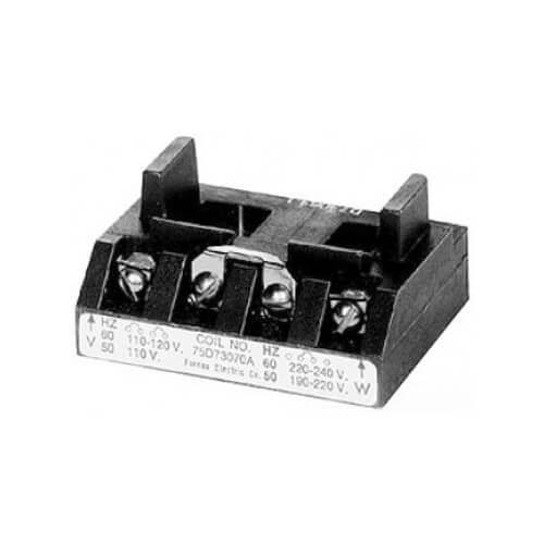 24V Coil, Nema Sz 00-2 1/2 Product Image