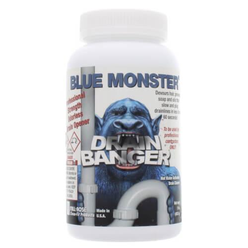 Blue Monster Drain Banger Drain Cleaner (1 lb.) Product Image