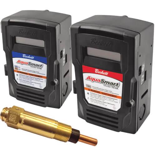 AquaSmart Boiler Temperature Control (120 Vac) - Oil LESS Sensor Product Image