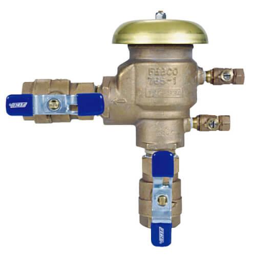 "1-1/4"" 765 Pressure Vacuum Breaker Product Image"