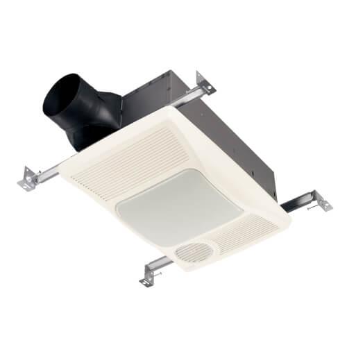 765H110LB Ventilation Fan w/ Heater and Light (110 CFM, 2.0 Sones) Product Image